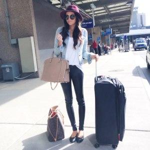 celeb-airport-style-felt-fedora