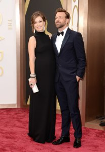 Jason-Sudeikis-Olivia-Wilde-Oscars-2014